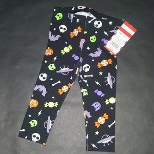 Cat & Jack Halloween Leggings
